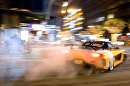 Imagem do filme Velozes e Furiosos desafio Tokyo